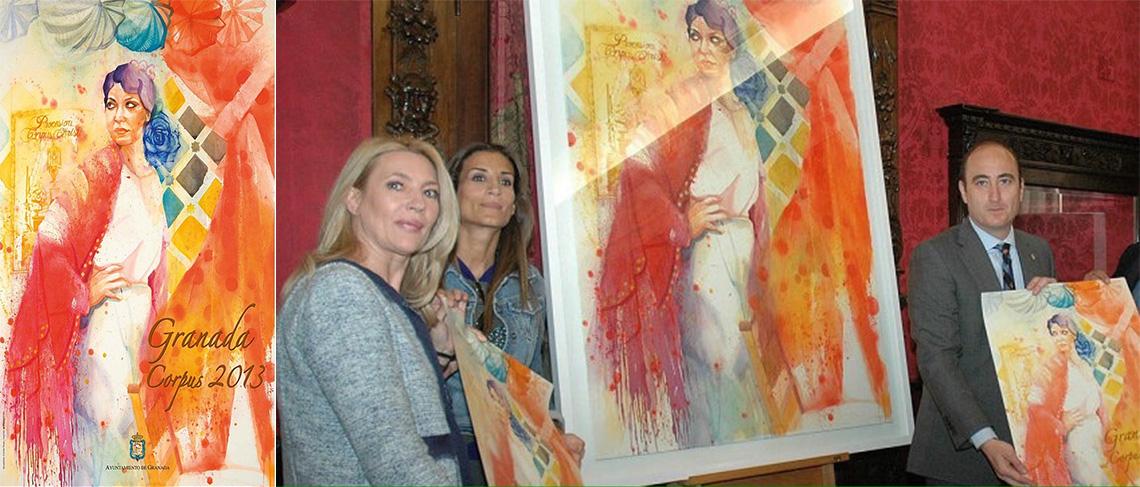 Exposiciones Concha Osuna